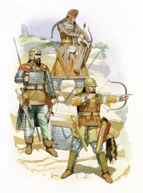 Scythian archers