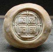 Byzantine Eucharist bread