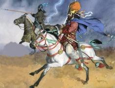 Shahrbaraz, Persian general and later shah (630)