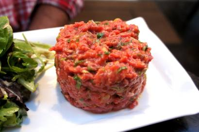 Steak Tartare- invention of the Central Asian Nomads