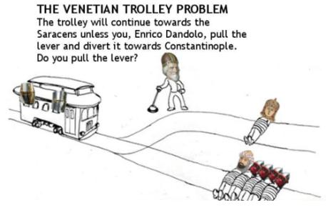 4th Crusade summary meme