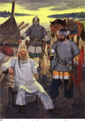 The army of Kievan Rus