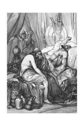 Death of Attila the Hun, 453