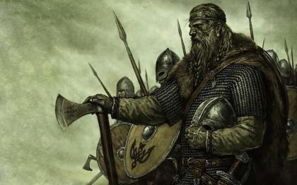 Dane warriors