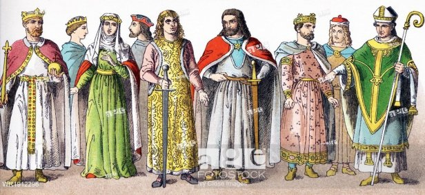 People of Germany (Holy Roman Empire)