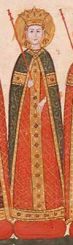 Keratsa-Maria Shishman of Bulgaria, wife of Andronikos IV, daughter of Ivan Alexander