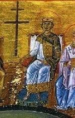 Constantine VI (r. 780-797), son of Leo IV and Irene
