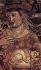 Maria of Montpellier, great-granddaughter of John II and wife of Peter II of Aragon