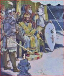 Romanos IV Diogenes (r. 1068-1071), native of Cappadocia