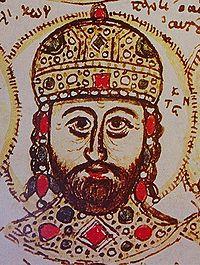 Constantine Laskaris, claimant emperor of Byzantium (r. 1204-1205), brother of Theodore I Laskaris