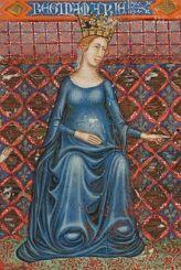 Maria Laskarina, wife of Bela IV and daughter of Theodore I
