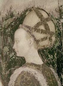 Maria Komnene of Trebizond, 3rd wife of John VIII