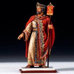 Emperor Constantine V (r. 741-42/ 743-775), son of Leo III