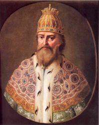 Grand Prince Ivan III of Moscow (r. 1462-1505)