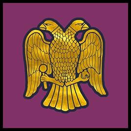 Eastern Roman Empire flag
