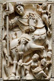Ivory frieze of Anastasius I