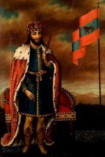 Levon II, King of Armenia (1270-1289)