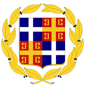 Coat of Arms of the Byzantine Morea Despotate