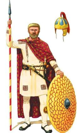 Flavius Stilicho, Magister Militum of Emperor Honorius