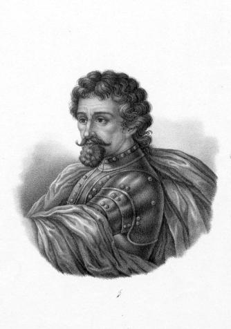 Count Amadeus V of Savoy (r. 1285-1323), father of Anna of Savoy