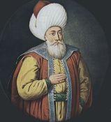 Ottoman Sultan Orhan (r. 1324-1362)