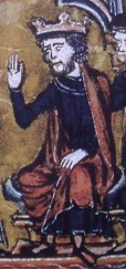 King Baldwin III of Jerusalem (r. 1143-1163), husband of Theodora Komnene
