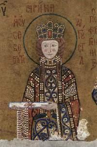 Empress Irene of Hungary, wife of John II
