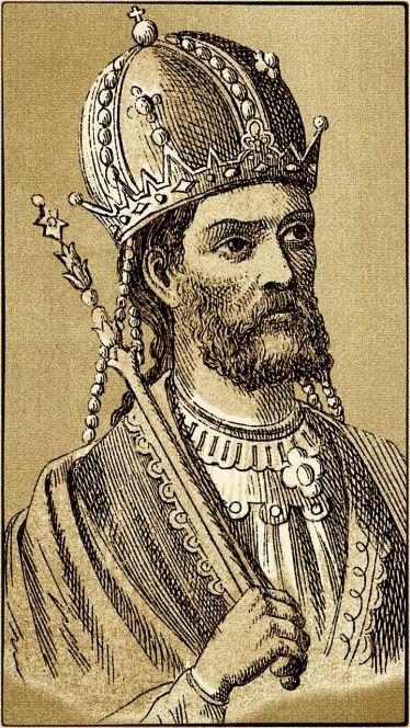 Emperor Constantine VIII (r. 1025-1028), brother, co-emperor, and successor of Basil II