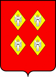 Angelos family crest