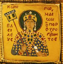 Constantine Doukas, co-emperor and son of Michael VII and Maria of Alania