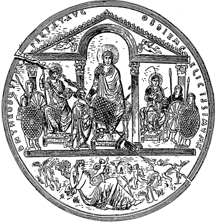 EB1911_Plate_-_Shield_of_Theodosius