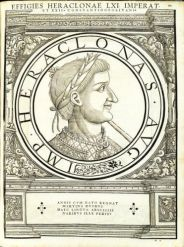 Heraklonas, son of Heraclius and Martina (r. 641)