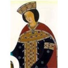 Irene Gattilusio, wife of John VII, daughter of Francesco II of Lesbos