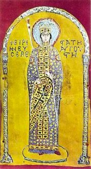 Irene Doukaina, wife of Alexios I