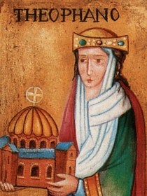 Theophano wife of Otto II, a relative of Nikephoros II and John I
