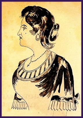 Marina Severa, 1st wife of Valentinian I
