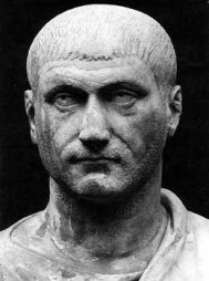 Maxentius, rival emperor of Constantine I in the west