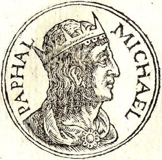 Emperor Michael IV the Paphlagonian (r. 1034-1041), 2nd husband of Zoe