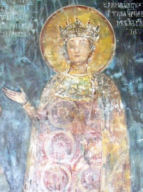 Irene Laskarina, daughter of Theodore I and wife of John III