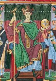 Otto III, Holy Roman Emperor (r. 996-1002), son of Otto II and Theophano