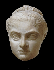 Fausta, wife of Constantine I and sister of Maxentius