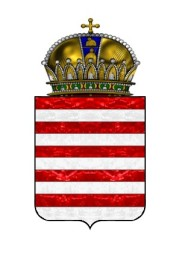 Hungarian Arpad Dynasty coat of arms