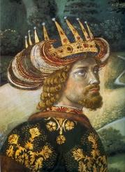 John VIII Palaiologos (r. 1425-1448), son of Manuel II and Helena Dragaš