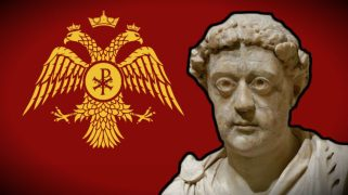 Emperor Leo I the Thracian (r. 457-474)