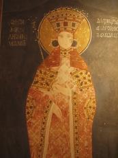 Simonis, wife of Stefan II Milutin and daughter of Andronikos II