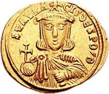 Staurakios (r. 811), son of Nikephoros I