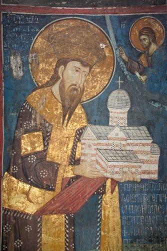 Stefan III Dečanski, King of Serbia (1322-1331), son of Stefan II Milutin