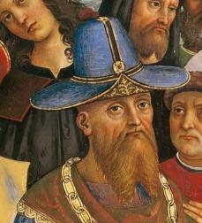 Thomas Palaiologos, Despot of Morea (1449-1460), son of Manuel II and Helena Dragas