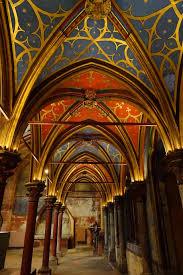 Ceiling of Sainte-Pierre-le-Jeune, Strasbourg