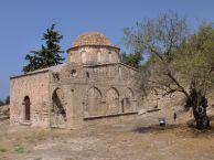 Byzantine church in Cyprus